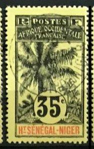 Upper Senegal & Niger #10 Used CDS SOTN CV$5.00 Oil Palms