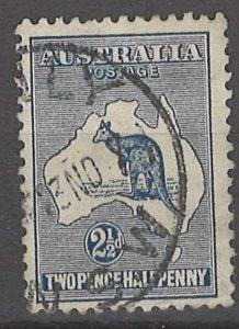 COLLECTION LOT # 3014 AUSTRALIA #39 1915 CV=$37.50