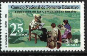 MEXICO 1991, 25th Anniv. of the Rural Education Program. MINT, NH. VF.