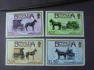 BERMUDA  # 532-535-MINT/NEVER HINGED--COMPLETE SET----QEII----1988