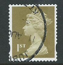 Great Britain  QEII - Machin Definitive SG 1668 or 1672