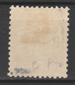 SOUTH AUSTRALIA 1905 QV ARMS 5D WMK CROWN/A