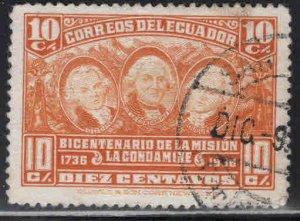 Ecuador Scott 349 Used