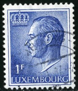 LUXEMBOURG #420 - USED - 1965 - LUXEMB013