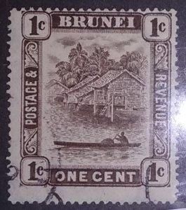 Brunei Scott #23 (1907)