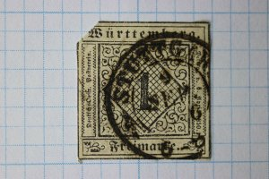 Wurttemberg Germany sc#1a early cv$500 1kr corner faults Stuttgart SOTN cancel
