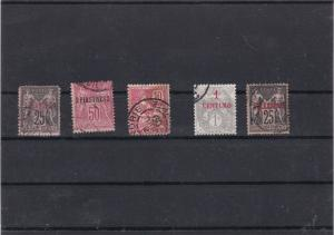 French Colonies Stamps ref R 16491