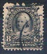 U.S. 306 Used Martha Washington 1902 (HV0058)