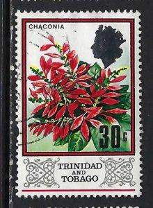 TRINIDAD & TOBAGO 154 VFU W719-2