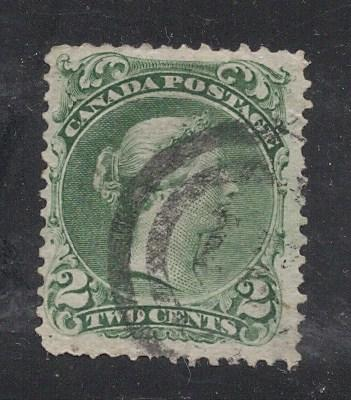 Canada #24 Green - Used