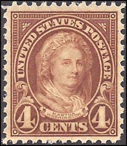 636 Mint,OG,NH... SCV $3.00