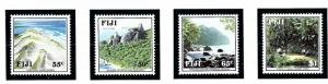 Fiji 637-40 MNH 1991 Scenic Views