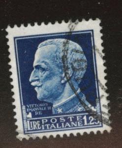 ITALY Scott 223 Used