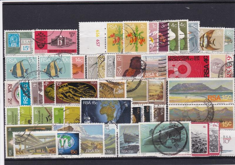 south africa rsa stamps ref r9465