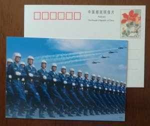Air force pilot parade team,fighter plane,CN 99 National Day Military Parade PSC