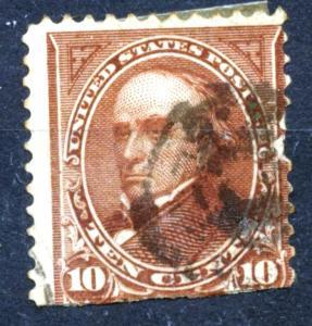 United States - SC#283 - USED -1887 - Item USA292