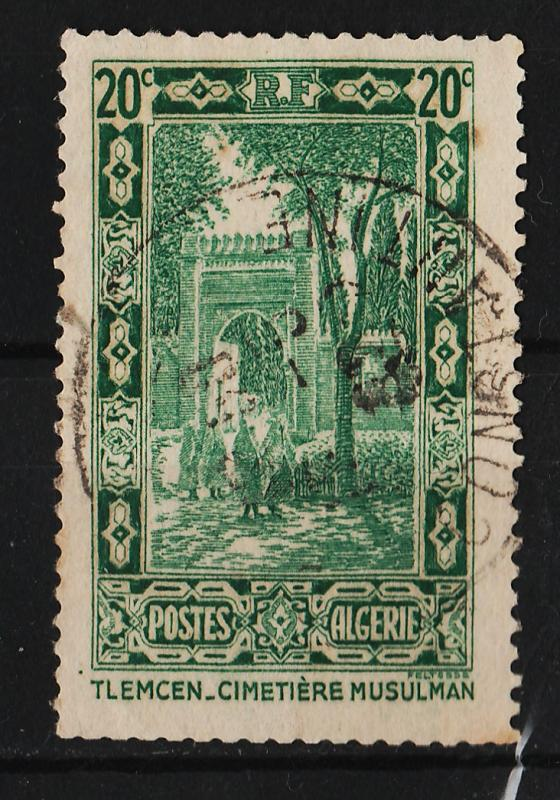Algeria 1936/1941 Views and Landscapes $20 (1/31) USED