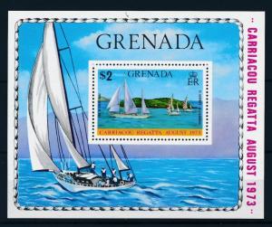 Grenada MH S/S 506 Carriacou Regatta 1973