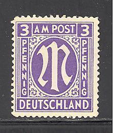 Germany 3N2 mint hinged (DT)