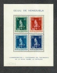Venezuela Sc#C333 M/NH/VF, Cv. $24