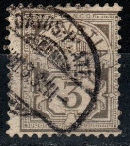 Switzerland #70a  Used CV $72.50 (X1159)