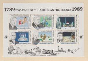 Turks & Caicos Scott #778 Stamps - Mint NH Souvenir Sheet