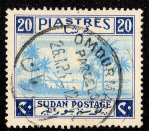 Sudan Scott 78 Used.
