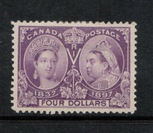 Canada #64 Extra Fine Mint Full Original Gum Hinge Remnant **With Certificate**