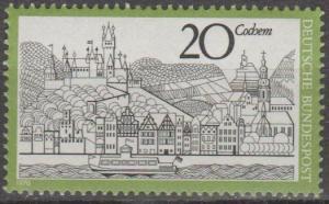 Germany #1047  MNH VF (ST834)