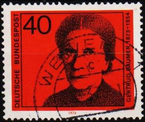 Germany. 1974 40pf  S.G.1686 Fine Used