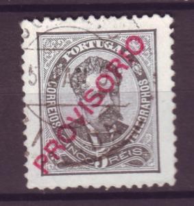 J15244 JLstamps 1892 portugal used #81 ovpt