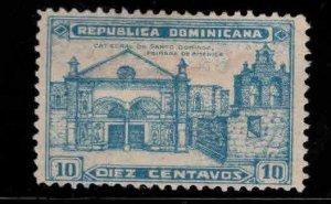 Dominican Republic Scott 265 Used stamp