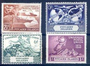 Pitcairn Islands SG13/16 Mounted Mint