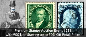 Premium Auction Event #218