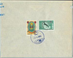 67133 - LIBYA  - Postal History -    COVER  1966: BOY SCOUTS - RARE!