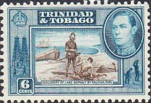 Trinidad & Tobago #55 MH