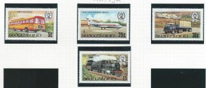 Swaziland  mnh sc. 374 - 377