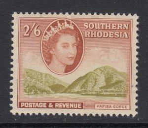 Southern Rhodesia Sc 91 (SG 88), MLH