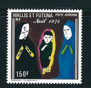 Wallis & Futuna Is. C55 Y&T PA57 MNH VF 1974 SCV $15.00