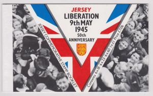 Jersey - 1995 Liberation Complete Prestige Booklet VF #716b