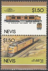 Nevis #216 MNH (K840)