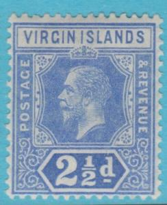 BRITISH VIRGIN ISLANDS 41  MINT  HINGED OG *   NO FAULTS EXTRA FINE !