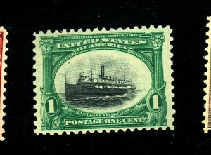 294 MINT FVF OG NH Cat$40