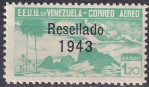 Venezuela #C171  MNH CV $5.00 (SU7499)