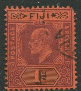 STAMP STATION PERTH Fiji #60 KEVII Definitive Issue 1903 - Used CV$0.65