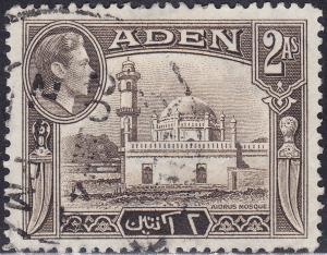 Aden 20 Aidrus Mosque 1946