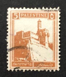 Palestine 1927-42 #67, Views, Used.
