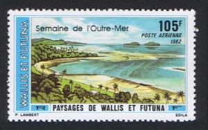 Wallis and Futuna Overseas Week 1v SG#409 SC#C116