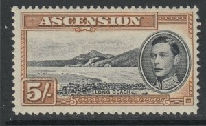 Ascension, Scott 48 (SG 46a), MNH