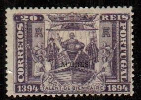 Azores #68  Mint  Scott $6.75